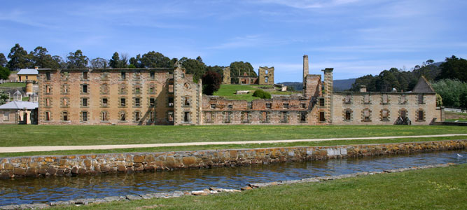 Port Arthur & The Tasman Peninsula