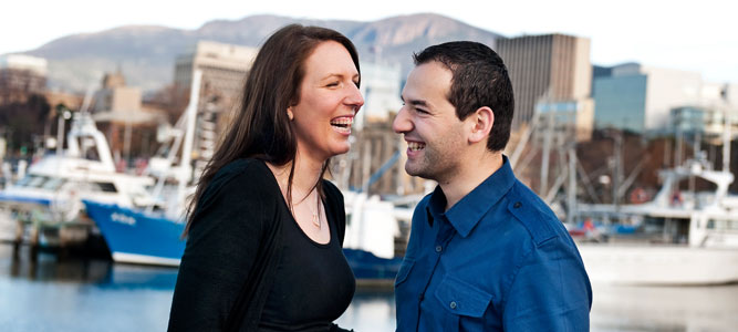 Rachael & Ahmad