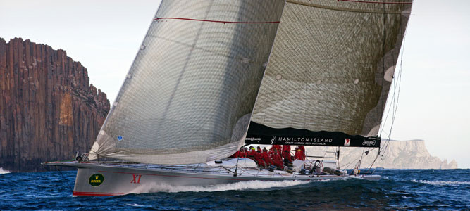 Rolex Sydney to Hobart Yacht Race