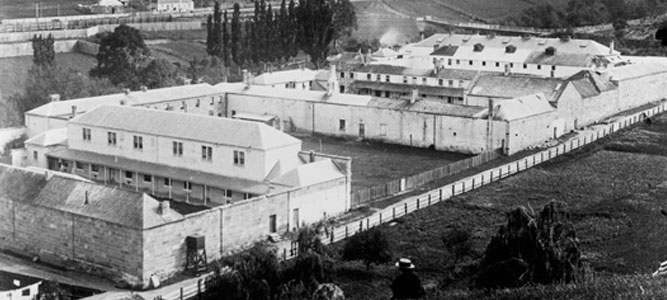 Tasmania's Female Convict Heritage
